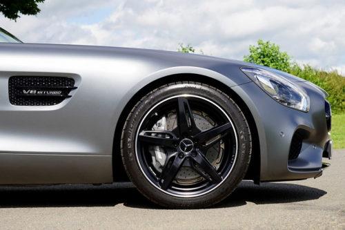 AMG Mercedes Autozubehör Felgen