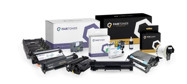 Druckerpatronen und Toner von FairToner