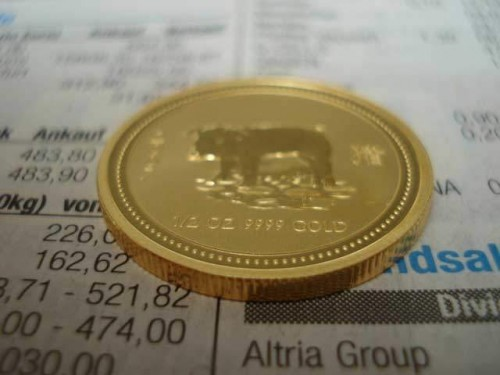 Kurs Goldmünzen