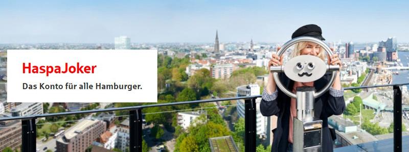 Das Hamburger Girokonto der Sparkasse mit Mehrwert