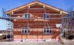 Hausbau Bild