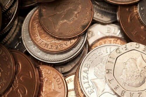 Münzen reinigung und pflege