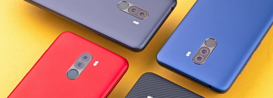 Poco F1 – Xiaomi greift mit dem schnellsten Android Smartphone an