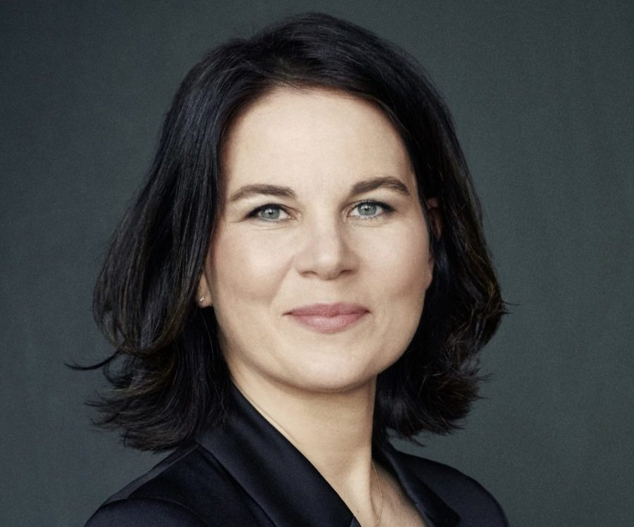 Kanzlerkandidatin Annalena Baerbock (Bündnis 90 / Die Grünen)
