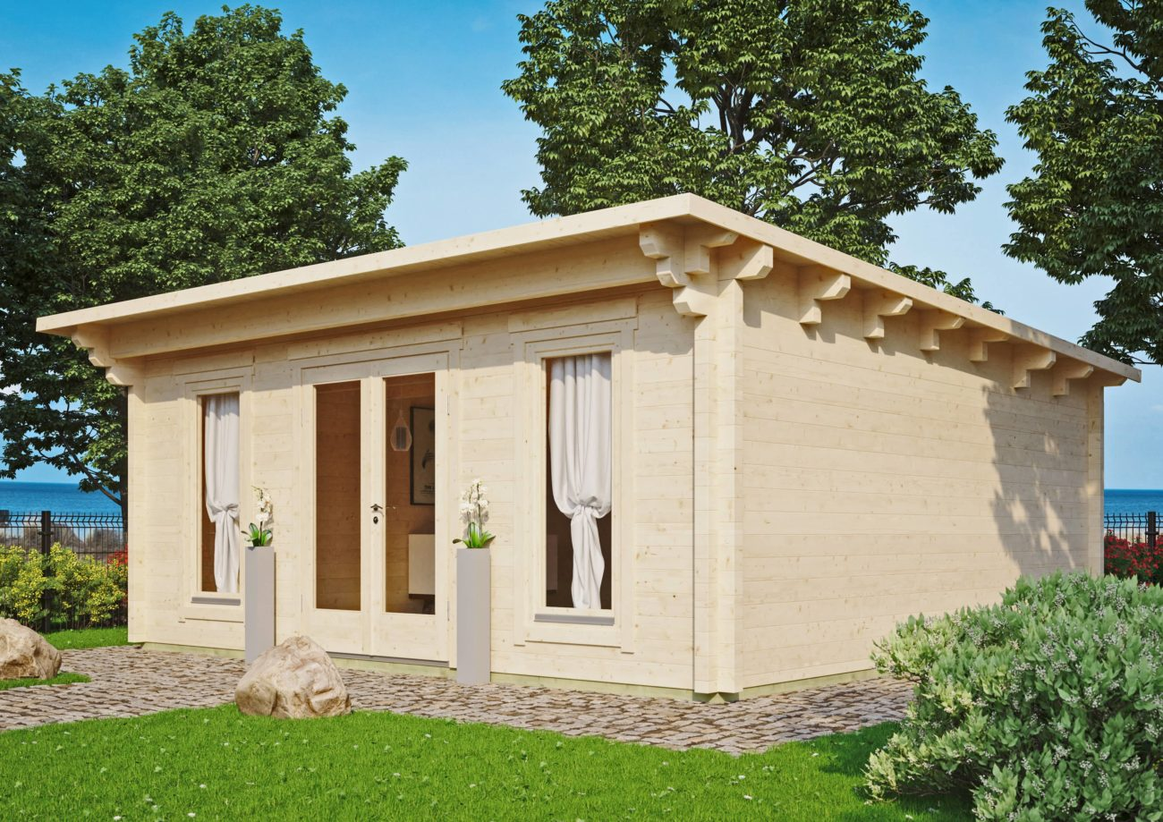 Initiative Gartenhaus 2.0: moderne Architektur wird zum neuen Trend im Garten