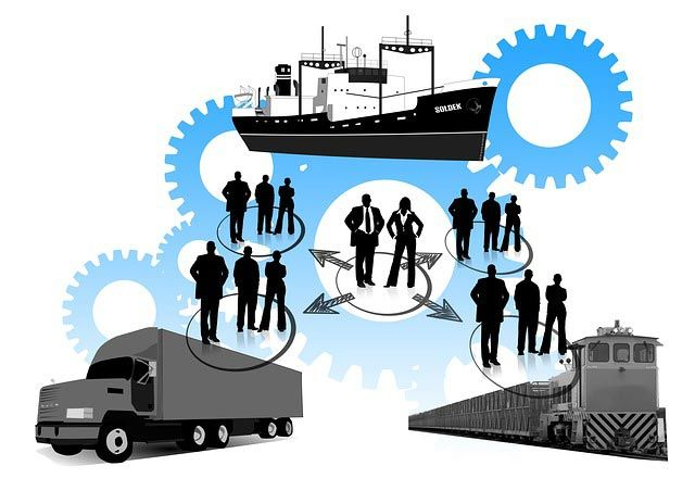 JE.TS GmbH Logistik weltweit
