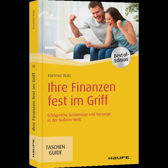 Buch: Ihre Finanzen fest im Griff