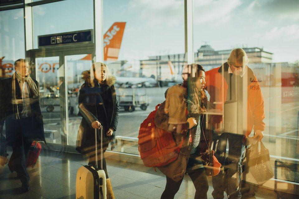 Der passende Koffer für Flugreisen