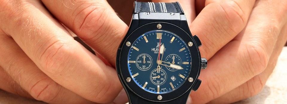 So reinigen Sie Ihre Armbanduhr