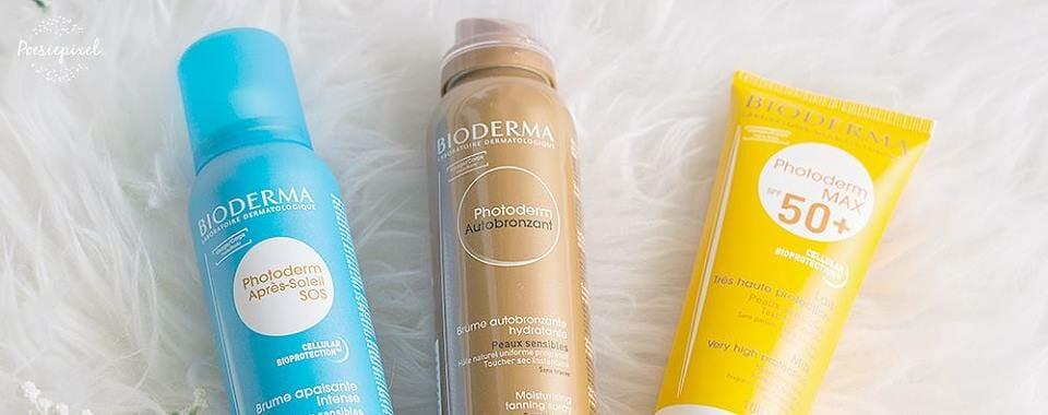 Bioderma – Produkte für sensible Sommerhaut