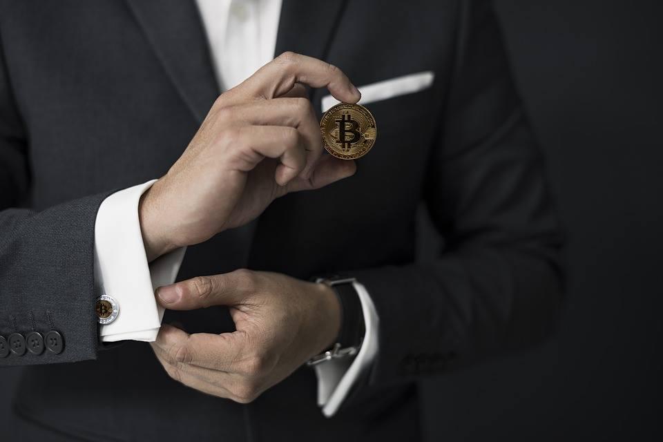 Die Kryptowährung Bitcoin steigt wieder im Kurs