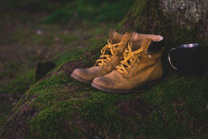 Nachhaltige Schuhe