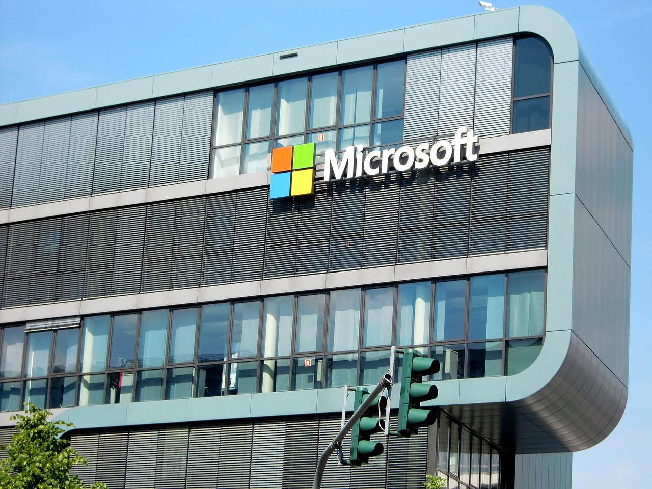 Platz 1 der Dividendenzahler weltweit: Microsoft Corp.