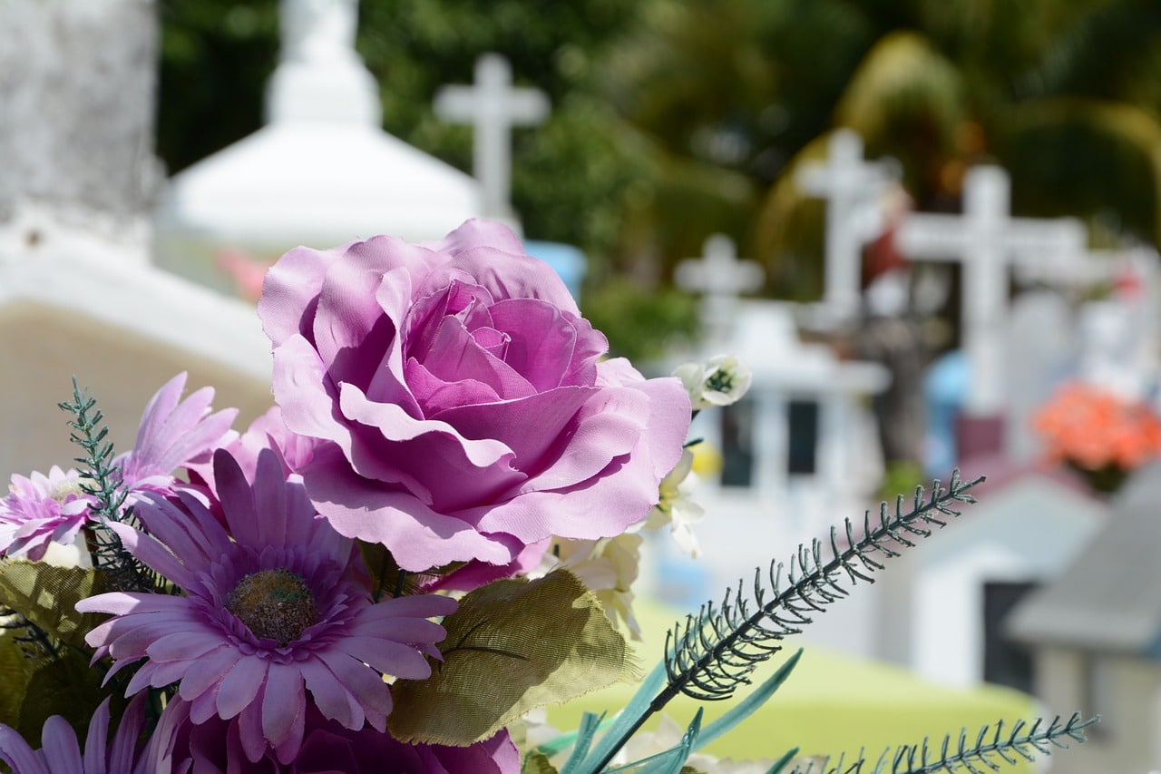 Beerdigung und Trauerfeier im Lockdown