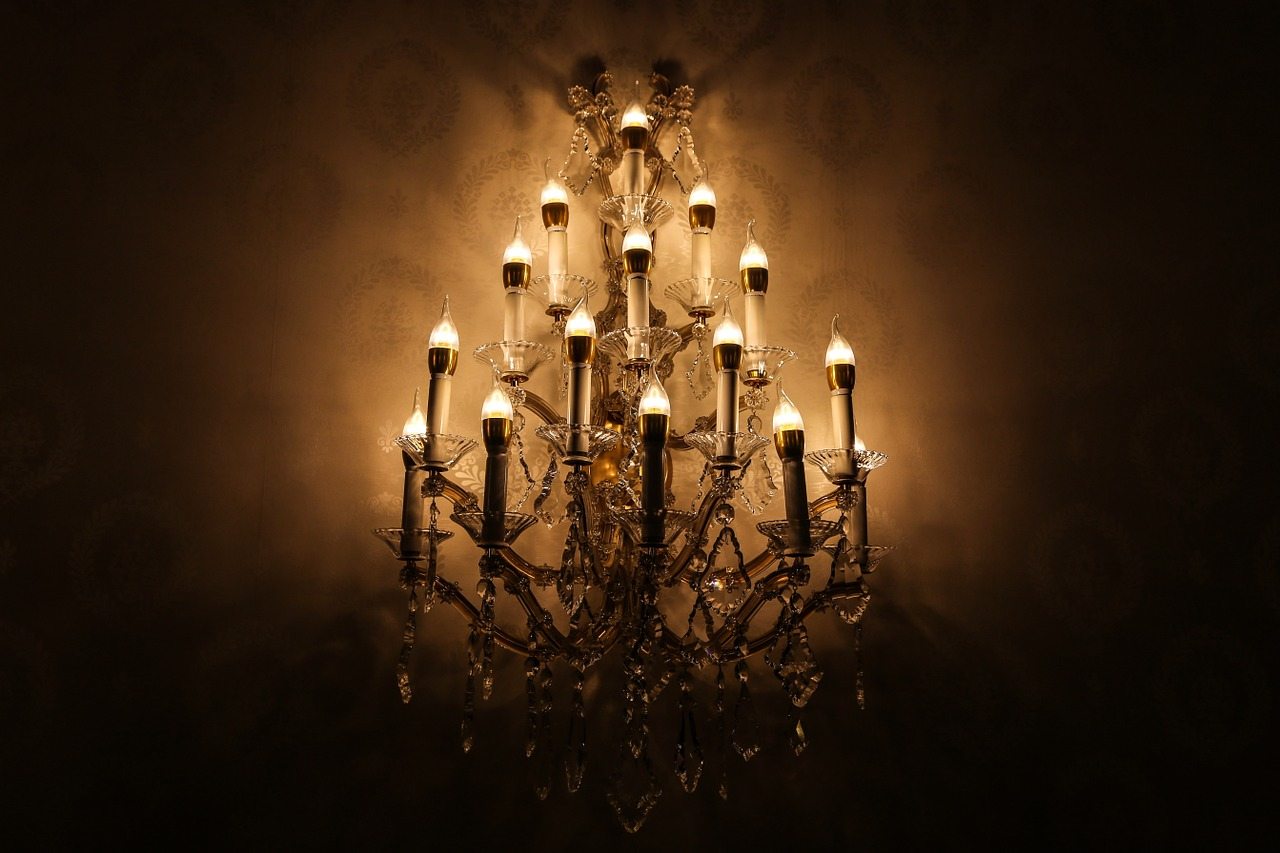 Ausgefallene Lampen