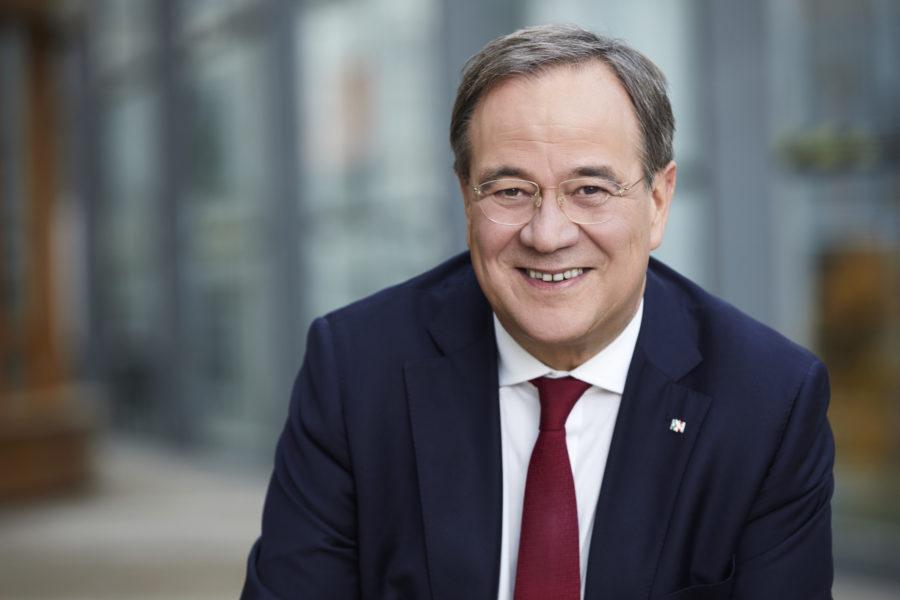 Kanzlerkandidat Armin Laschet (CDU)