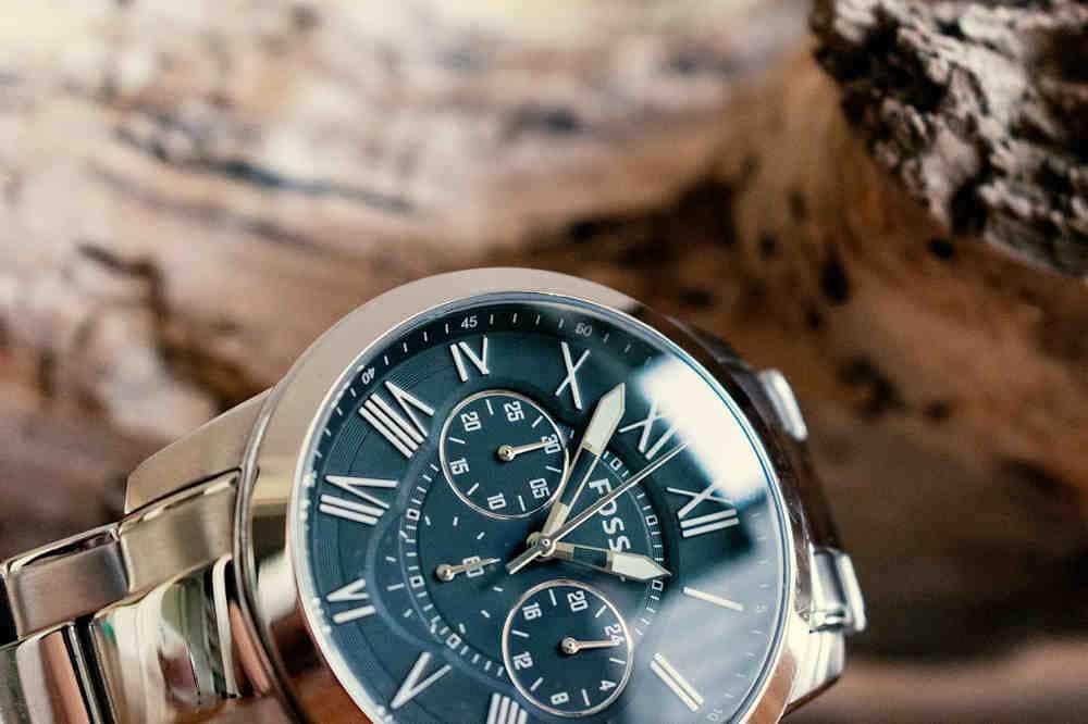 Fossil Uhren - so kann man sich Geld sparen