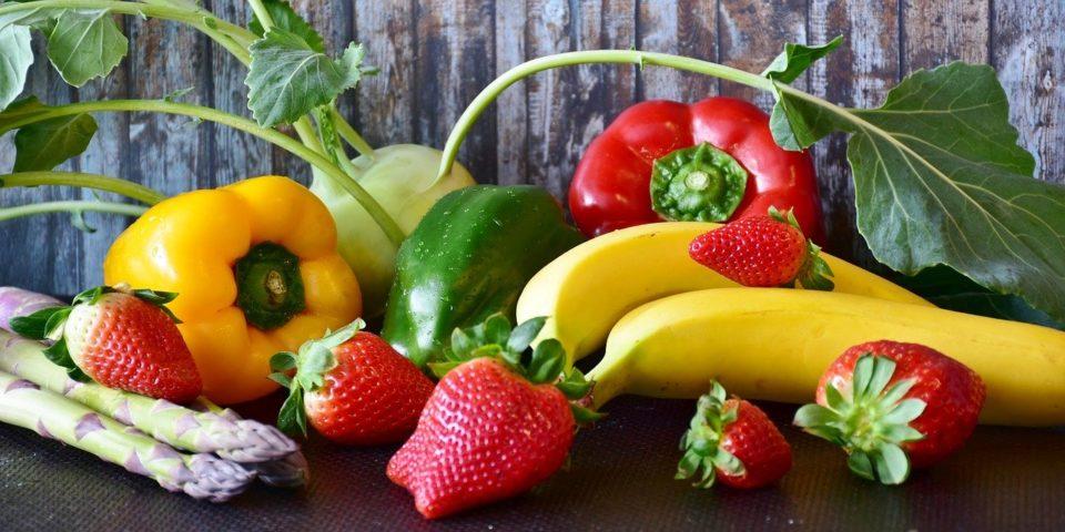 Wie lange hält sich Obst und Gemüse?