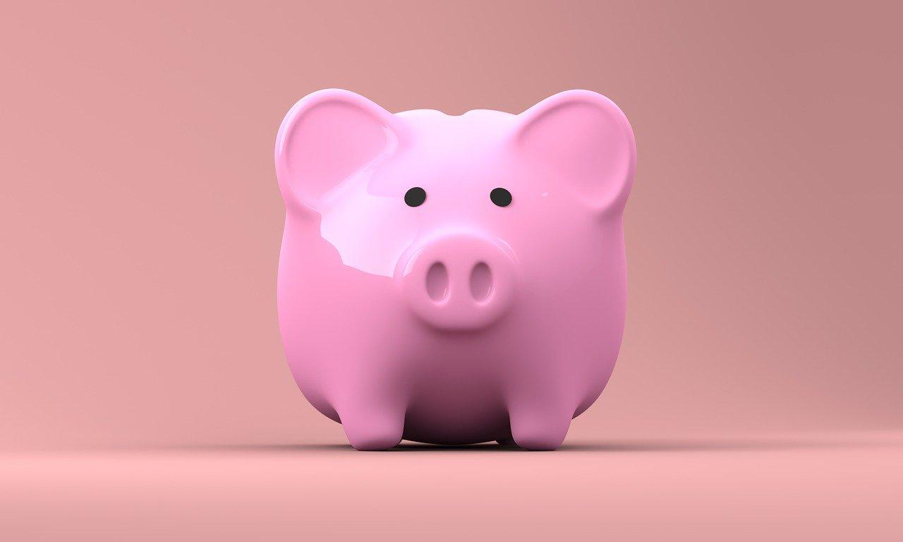 Geld sparen mit Kindern