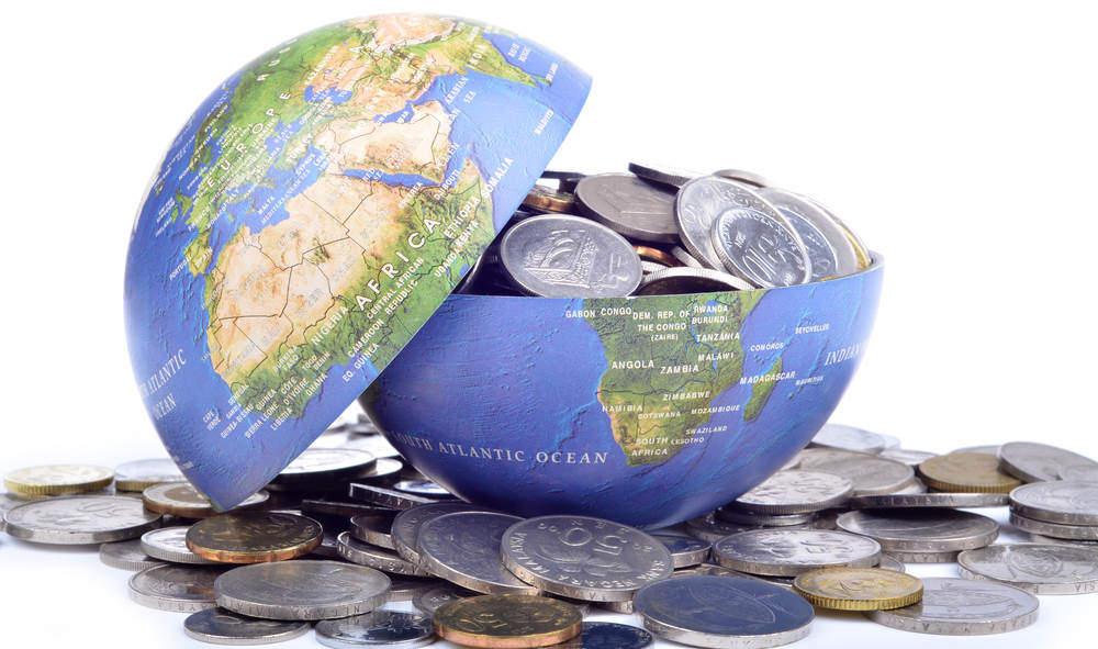 Das Geldvermögen liegt weltweit bei etwa 170 Billionen Euro