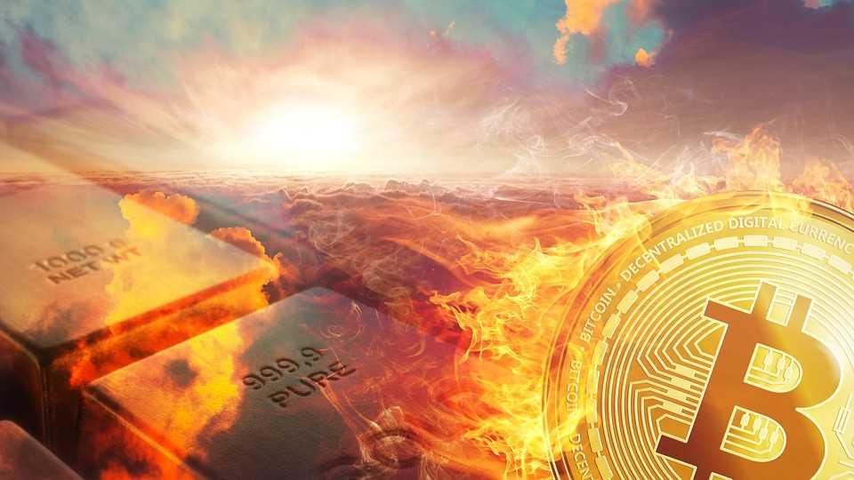 Warum ging es mit Bitcoin und Co abwärts?