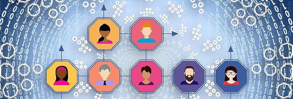 Vom Netz der Informationen zum Netz der Werte