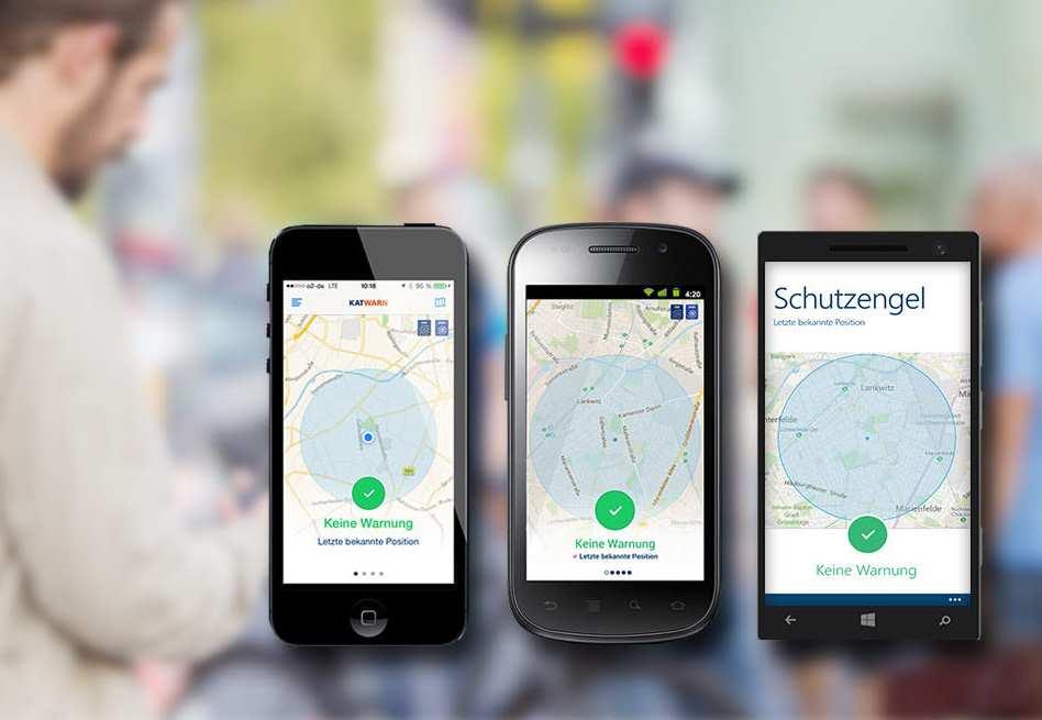Katwarn und Co: Die Apps, die vor Katastrophen warnen