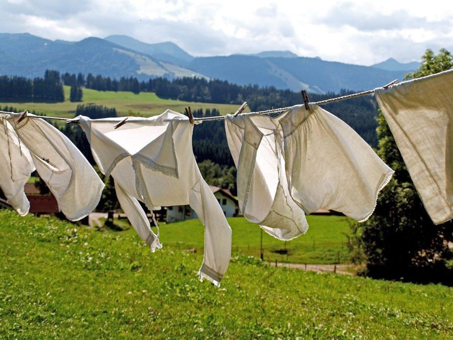 Nachhaltig Wäsche waschen