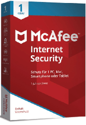 McAfee® Internet Security 2018