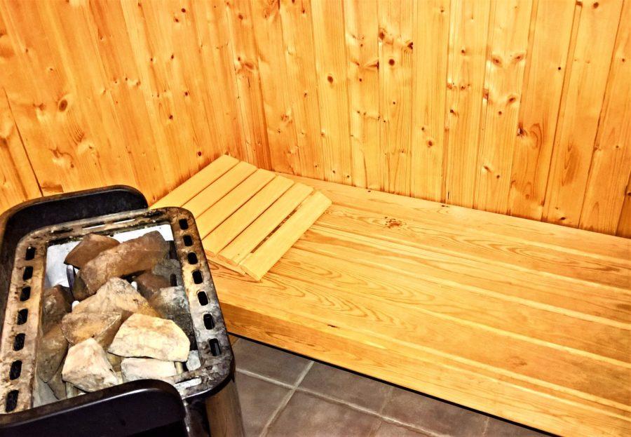 Sauna für zu Hause