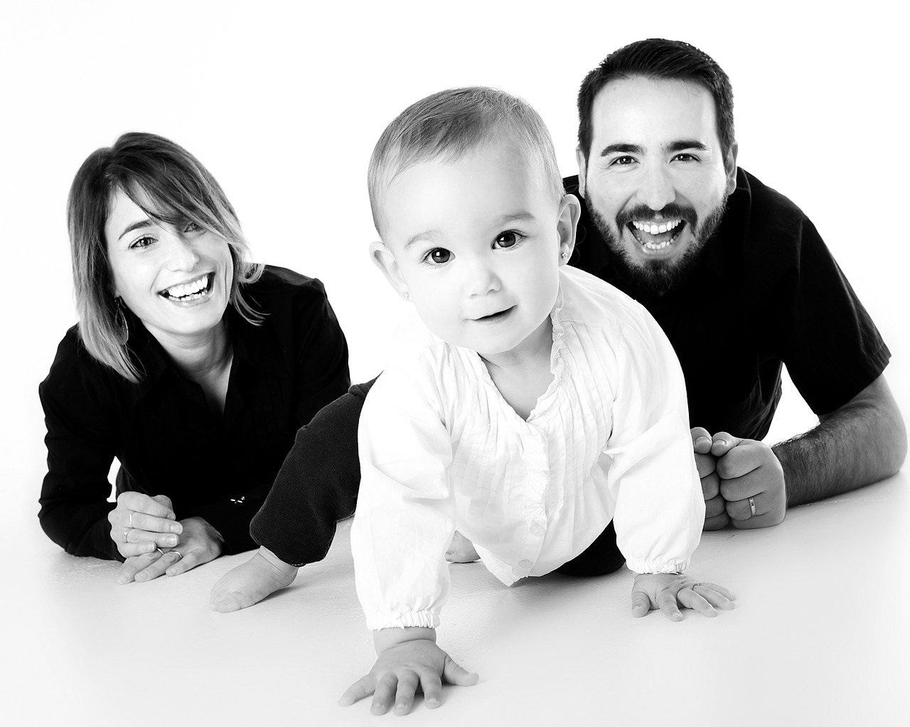 7 effektive Spartipps für frischgebackene Eltern