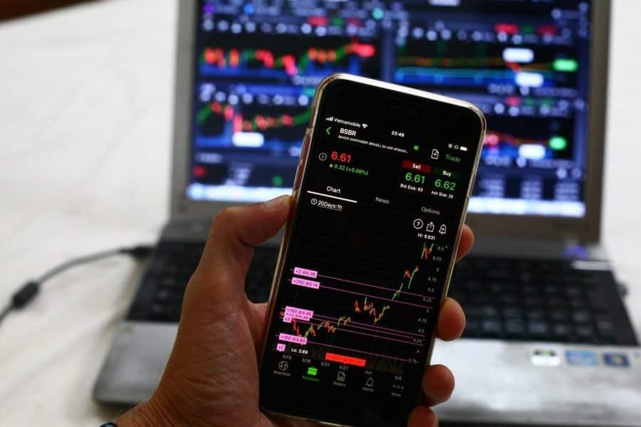 Zocken an der Börse
