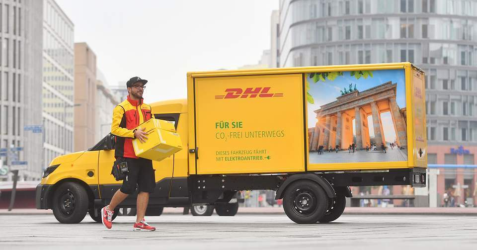 Deutsche Post DHL Streetscooter