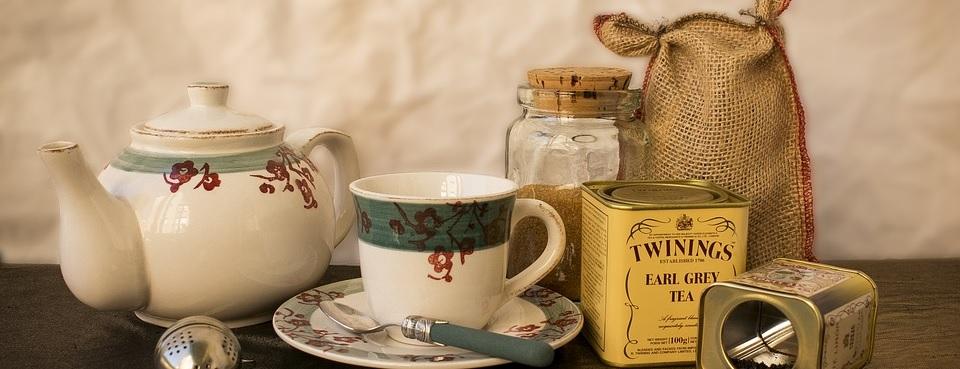 Tee im Herbst selbst zubereiten