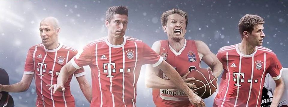 Bayern total mit dem Telekom Sportpaket