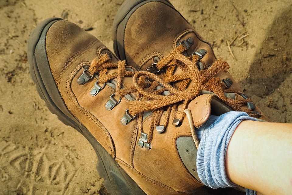 Welche Socken soll ich in Wanderschuhen tragen?