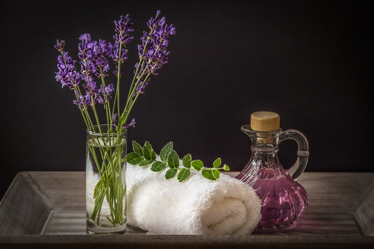 Verwendung von Lavendel zu Hause