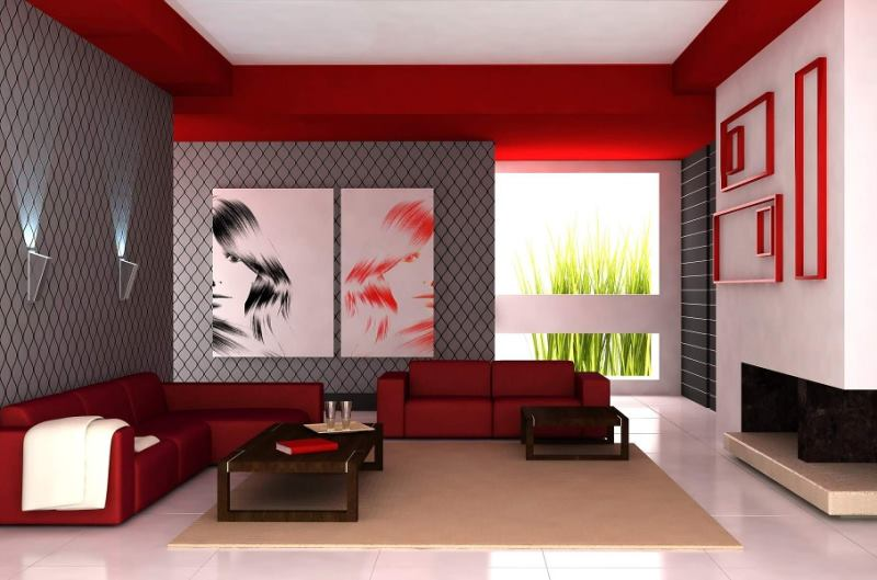 5 Deko-Ideen fürs Wohnzimmer