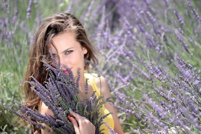 Lavendel im Haushalt
